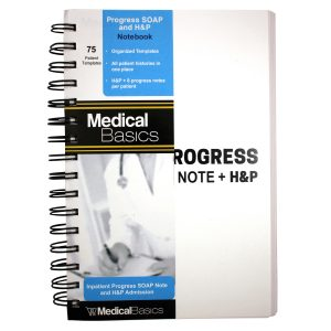 progress notebook, H&P notebook, SOAP note